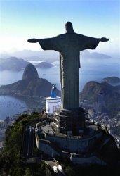 Статуя Христа Рио